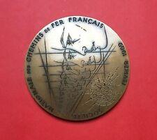 Médaille SOCIÉTÉ NATIONALE DES CHEMINS DE FER FRANÇAIS