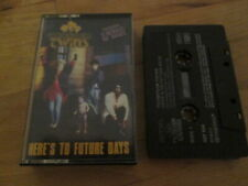 Thompson Twins – Here's To Future Days - UK 1st Press Cassette 1985
