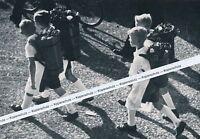 Fellbach - Festumzug Herst-Festzug - um 1955 oder früher ? - selten!
