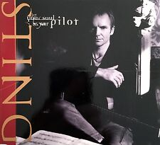 Sting Maxi CD Let Your Soul Be Your Pilot - Digipak - Europe (EX/M)