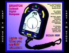When Gps fails you in the middle of nowhere? Brunton Outback Digital Compass