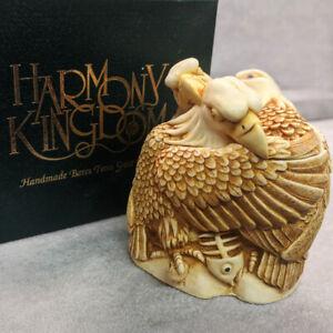 Harmony Kingdom Queen's Counsel Eagles TJSEG98F - New In Box