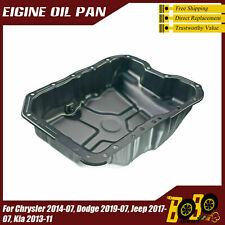 Engine Oil Pan for 2013 2012 11 Jeep Compass 2012 Kia Sorento 264-361