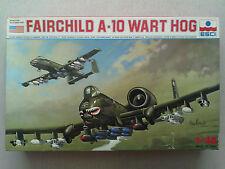 Esci 4070 Fairchild A-10 Wart Hog 1:48 Neu & eingetütet in Original-Verpackung