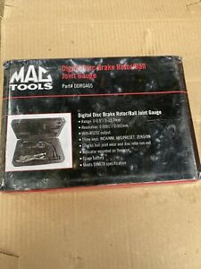 MAC TOOLS, DIGITAL DISC BRAKE (ROTOR BALL JOINT GAUGE)