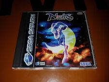 # Nights into Dreams (con embalaje original) - Sega Saturn juego-Top #