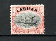More details for north borneo - labuan 1897-1901 8c mnh