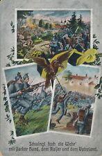 Nr.18253 PK K.u.K. Soldaten Feldpost 103 Galizien - Gruppe  FML Stöger 1915