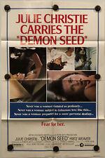 DEMON SEED Original One Sheet Movie Poster - 1977