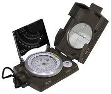 MFH Italienischer Kompass mit Metallgehäuse Multifunktionskompass