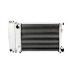 45mm Aluminum RAD Radiator For BMW 3 Series E30 E36 316 318 320 325 328 Z3 E36
