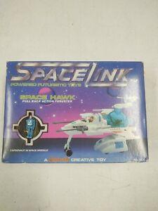 Space Link Capsela Space Hawk Vintage 1986 - Coleco - New MISB
