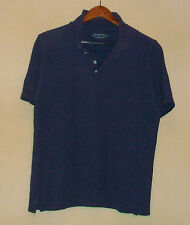 Men's Washed- Polo Shirt by Cherokee, size Men's Us adult M, cotton made
