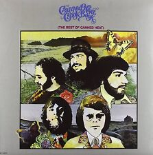 "Canned Heat-Cook Book, The Best of Canned Heat, 12"" VINILE NUOVO"