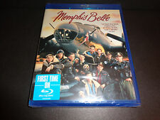 MEMPHIS BELLE-Matthew Modine,Eric Stoltz on WWII airborne raid in Germany-BluRay