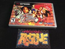 NGage N-GAGE game - King Of Fighters Extreme - Nokia SNK Phone Game RARE