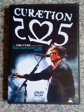 THE CURE  DVD LIVE full concert CURAETION 24/06/18