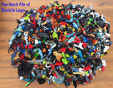 LEGO Bionicle - 1Kg of Lego Spare Parts Pieces Weapons Bulk Job Lot - MIXED LEGO