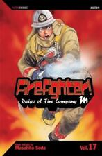 Firefighter!, Vol. 17: Diago of Fire Company M (Firefighter! Daigo of Fire Com..
