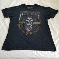 Affliction 76th Annual Black Hills Motorcycle Rally 2016 Sturgis Tee- Shirt 2XL