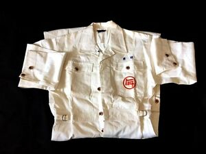 1960's Toyota TEQ Master Technician Uniform New & Never Used highly Collectible