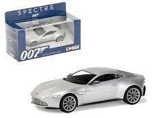 """Corgi James Bond """"Spectre"""" Aston Martin Db10 1:36 Diecast Escala Replica cc08001"""