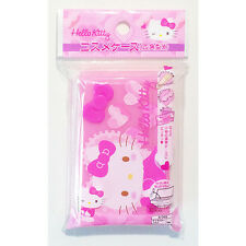 [HELLO KITTY] No37 False Eyelash Holder Pill Case Cosmetic Storage Box Sanrio