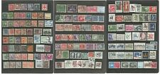SWEDEN: Old collection - Approx. 150  stamps - see scans