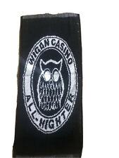 Wigan Casino All Nighter Bar Towel Bar Mat Northern Soul
