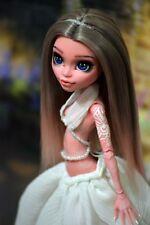 Monster High OOAK Gigi Grant Custom Doll Repaint