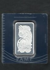 Pamp Suisse 100 Gram Silver Bar In Assay .999 Fine Silver B005006