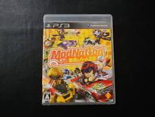 ModNation Racers PlayStation3 JP GAME.