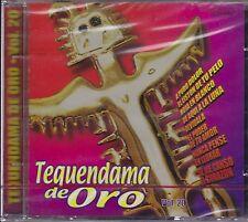 Margaria y Su Sonora Super Lamas Diablos Locos Tequendama De Oro Vol 20 CD New
