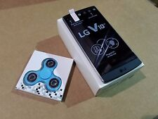 Unlocked LG V10 H900 - 64GB 4G LTE (AT&T, T-Mobile Metro) Phone Black. B* Good