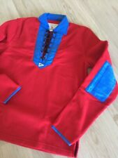GANT Rugby Shirt M 48 50 Rugbyshrt Michael Bastian Fleeceshirt Winter Rugger