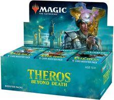 24 BUSTINE THEROS BEYOND DEATH 0,40€ a busta draft rare  mtg magic box REPACK