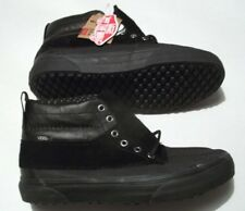 6c43886179d NEW Vans All Weather MTE Men s Size 7 Shoes Black Suede Leather 721454 Duck
