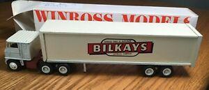 Winross White 7000 Bilkay's Express TractorTrailer 1/64