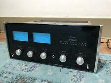McIntosh MC2105 Vintage Power Amplifier Good Condition - Working
