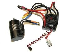 Redcat Kaiju Hobbywing WP-8BL150 3-6s ESC &4268 Brushless Motor 2100Kv 5mm Shaft