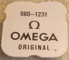 Omega cal. 980 u. 980a part nº 1231 stundenrad montado ~ nos ~