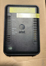 AT&T / NETGEAR 7550 4 Port ADSL2+ Ethernet Router Wi-Fi  No Ac Adapter!!! X101)