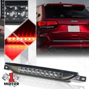 Smoke Tinted LED Third[3rd]Brake Light for 07-17 Durango/Grand Cherokee/Caliber