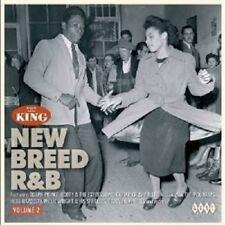 KING NEW BREED R&B VOL.2  CD NEW!
