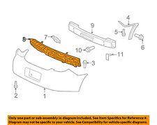 Saturn GM OEM 07-09 Aura Bumper-Foam Impact Absorber Bar 20827388