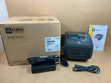 Zebra ZD500 Thermal Printer with Ethernet Connection