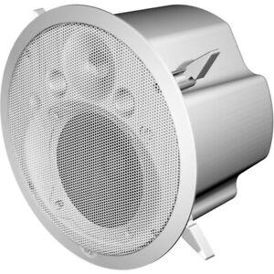 RCF MQ 50C 5' 70V/100V 2-Way Ceiling Monitor Speaker, 60W RMS Power, 16Ohms