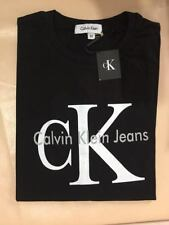 Calvin Klein Jeans Origins Short Sleeved Crew Neck T-shirt Grey 2xl