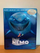 Finding Nemo 3D (Blu-ray 3D/Blu-ray/DVD) FutureShop Exclusive Viva Metal Pack