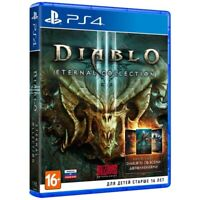 *NEW* Diablo III: Eternal Collection (PS4) Russian, Polish version, REGION FREE!